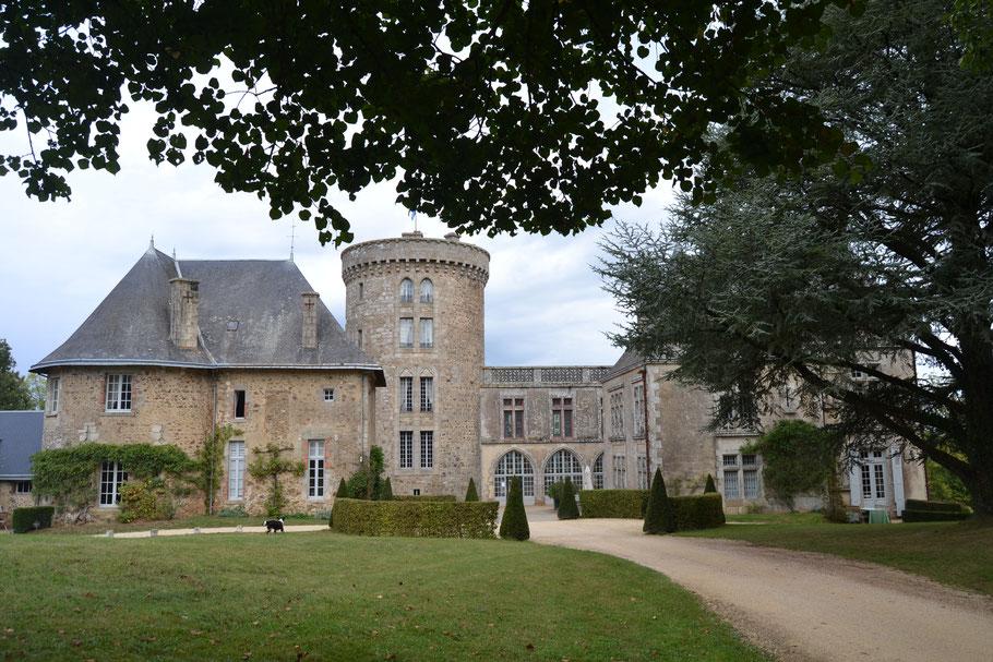 Bild: Château de la Flocellière