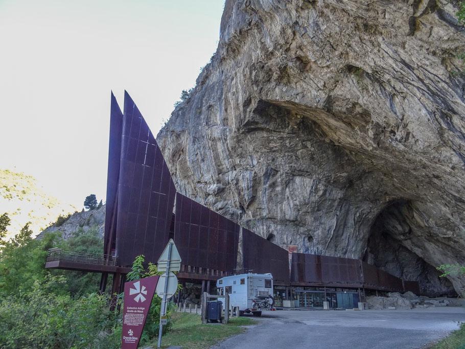 Bild: Grotte de Niaux