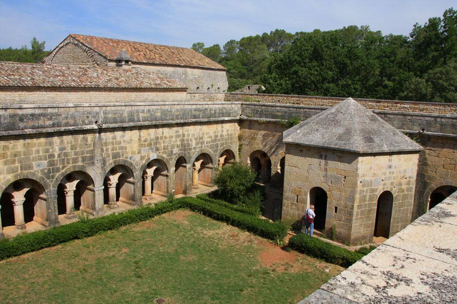 Bild: Abbaye du Thoronet