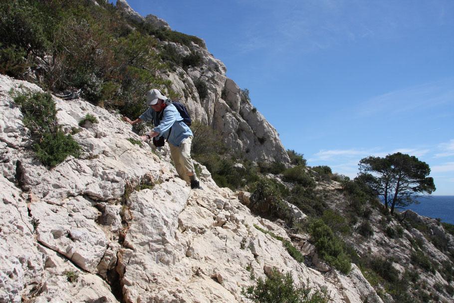 Bild: Wanderung in der Calanque de Morgiou