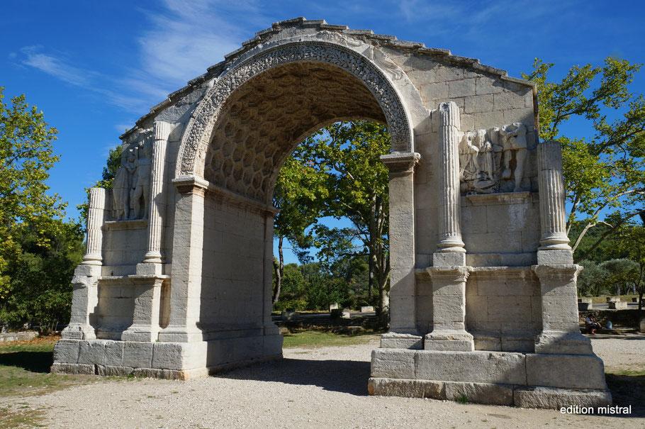 Bild: Le Plateau des Antiques, Saint-Remy-de-Provence