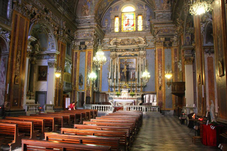 Bild: Èglise du Jésus in Nice (Nizza)