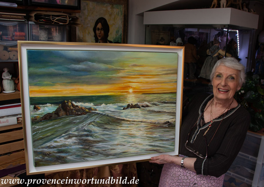 Bild: Santonier Lise Berger, Roquevaire