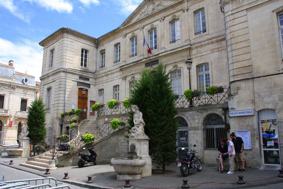 Bild: Hôtel de Ville, Apt, Vaucluse, Provence