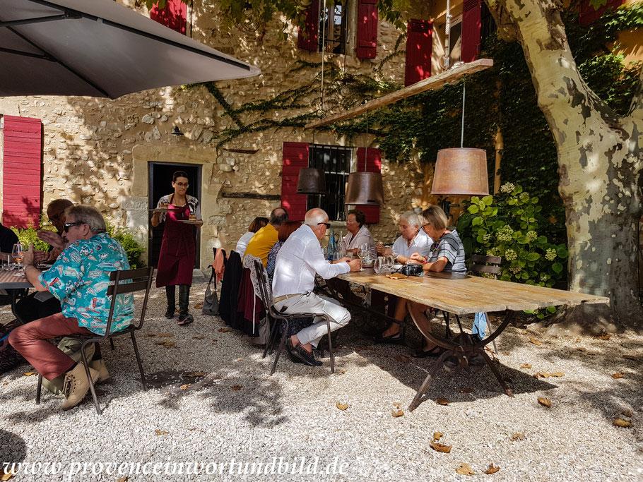 Bild: Restaurant Auberge La Camarette, Pernes les Fontaines