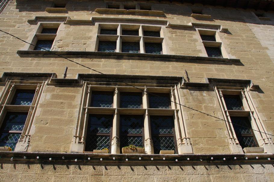 Bild: Renaissancehaus in Roquemaure