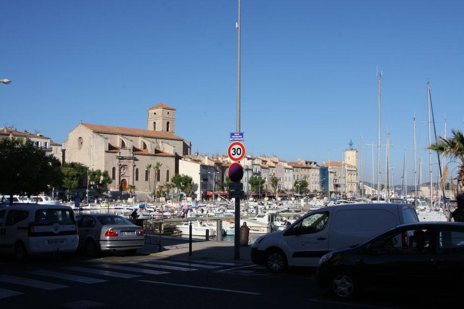 Bild: im Hafen von La Ciotat, Provence