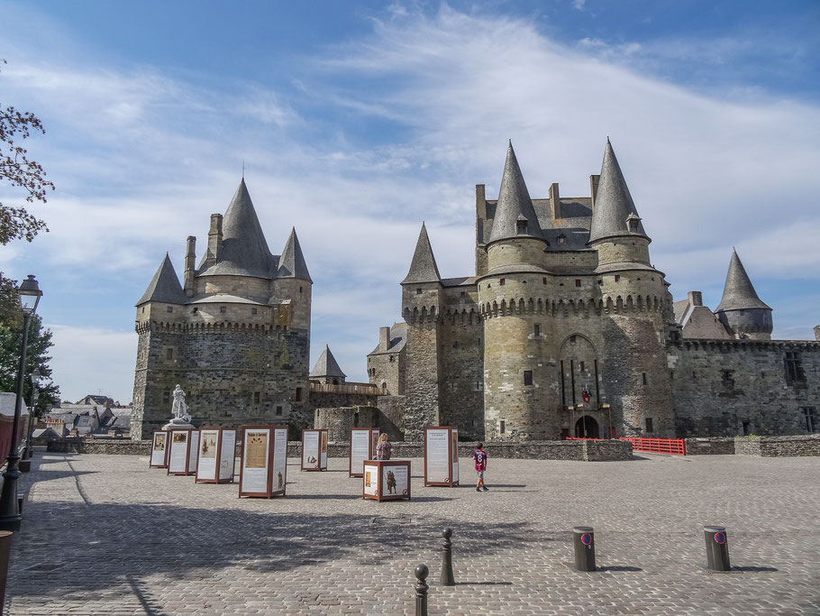 Bild: château Vitré