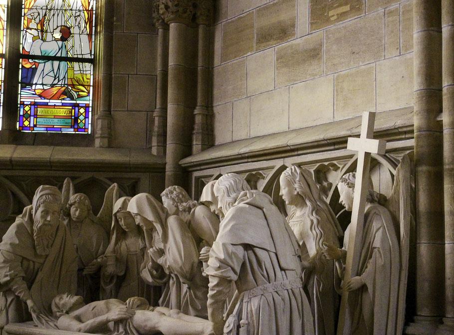 Bild: Basilika Notre Dame de L`Épine (Unserer Lieben Frau vom Dornbusch)