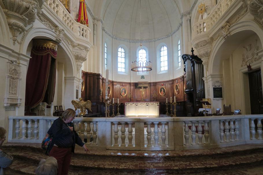 Bild: Kathedrale Avignon