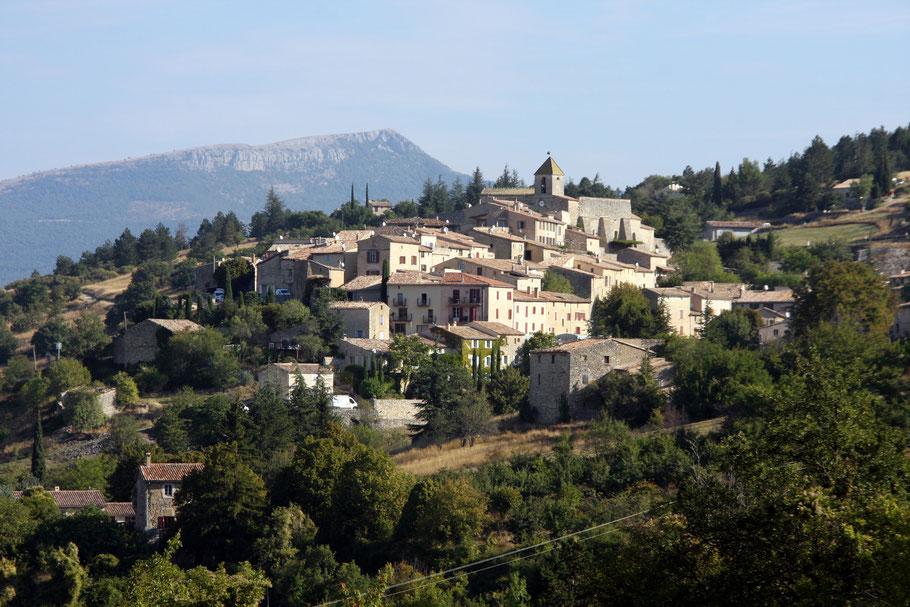 Bild: Reilhanette in der Drôme