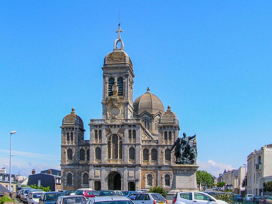 Bild: Église St. Paul in Granville