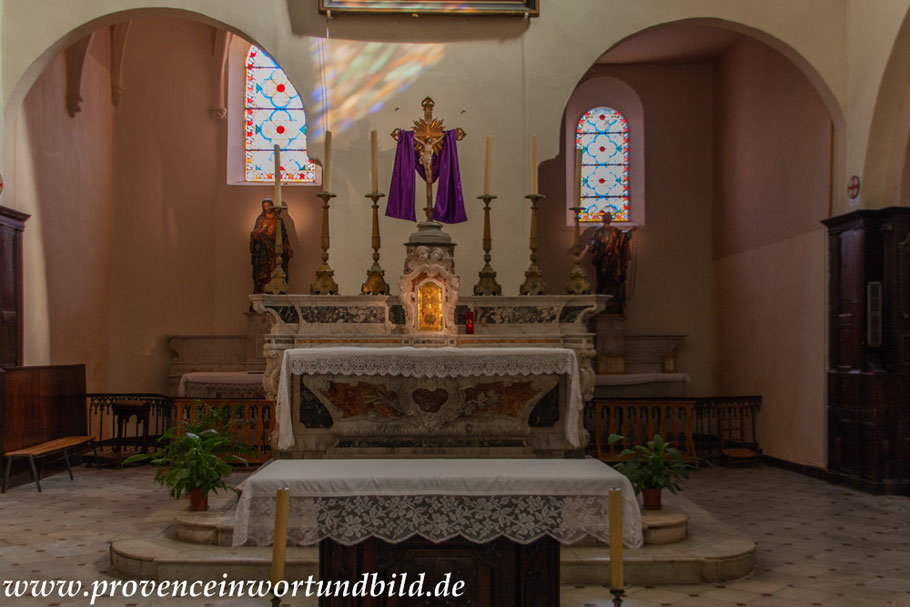 Bild: Aubagne Eglise Saint Sauveur