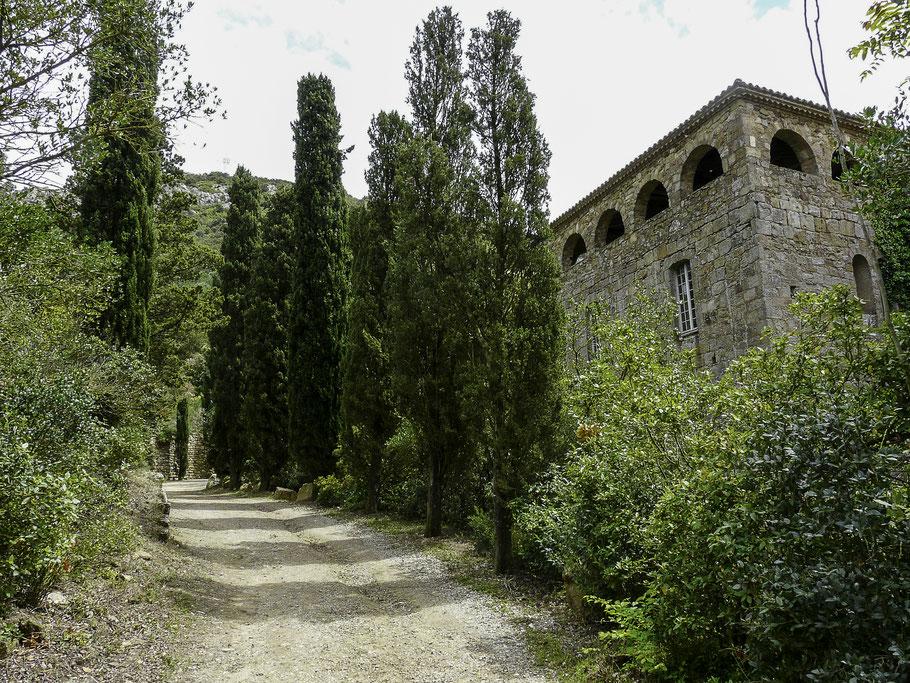 Bild: Abbaye Saint-Marie de Fontfroide