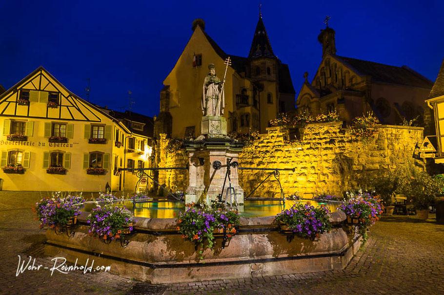 Bild: Eguisheim