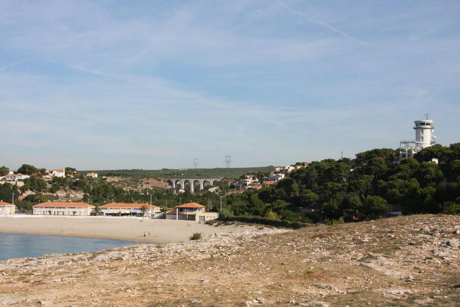 Bild: Anse du Verdon bei La Couronne an der Côte Bleue