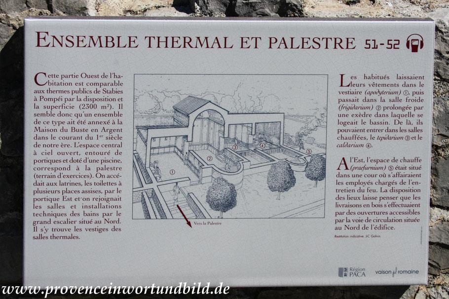 Bild: Quartier de la Villasse, Vaison-la-Romaine