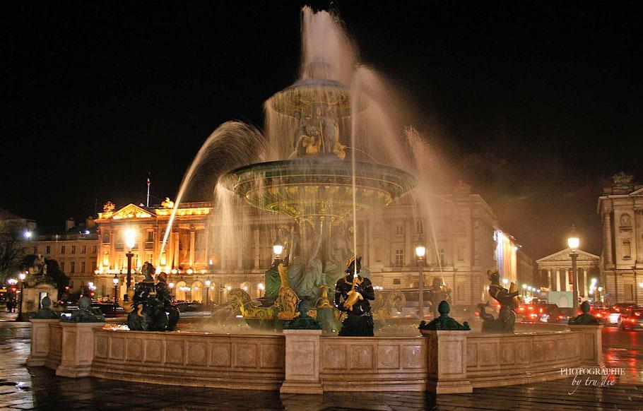 Bild: Place Concorde....Fontaine des Mers in Paris