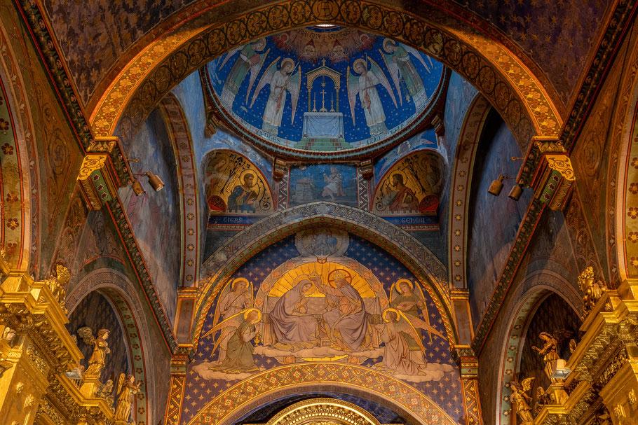 Bild: Abbaye Saint-Michel de Frigolet
