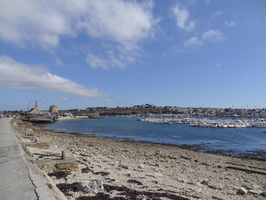 Bild: Camaret-sur-Mer, Blick auf den Hafen