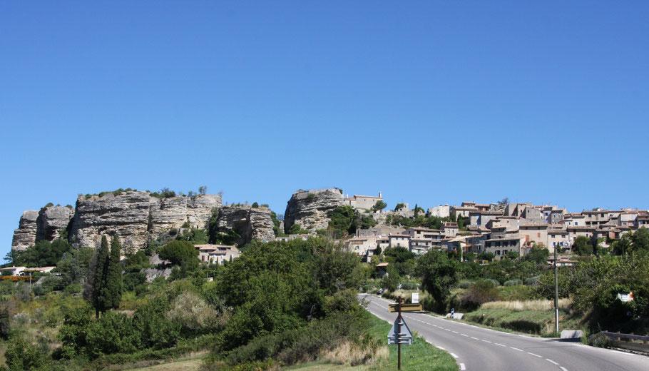 Bild: Saignon - Provence