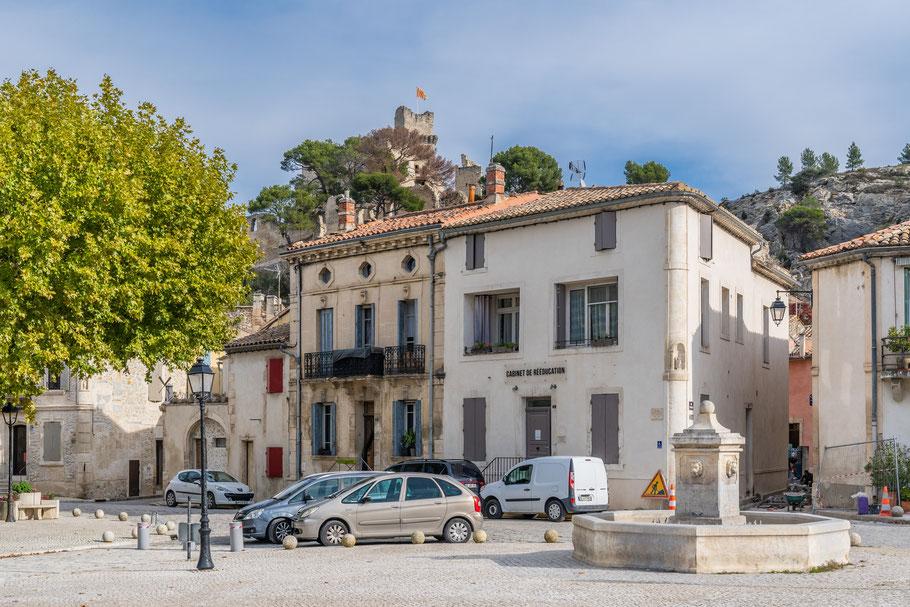 Bild: Boulbon im Bouches du Rhône