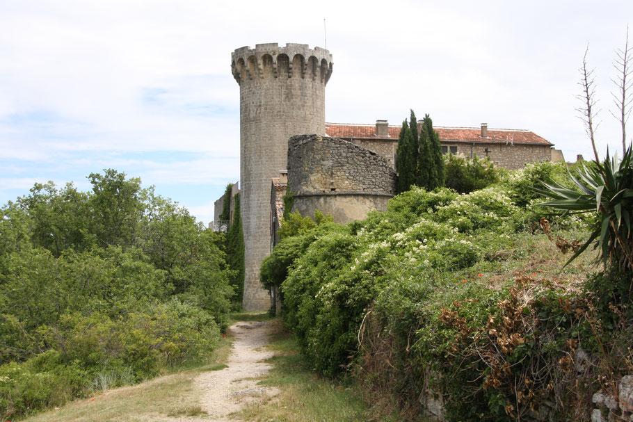 Bild: Viens, la tour de la Pousterle