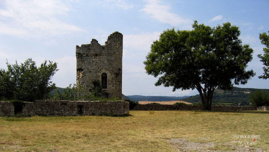 Bild: Belvédère de Châteauvieux, Viviers