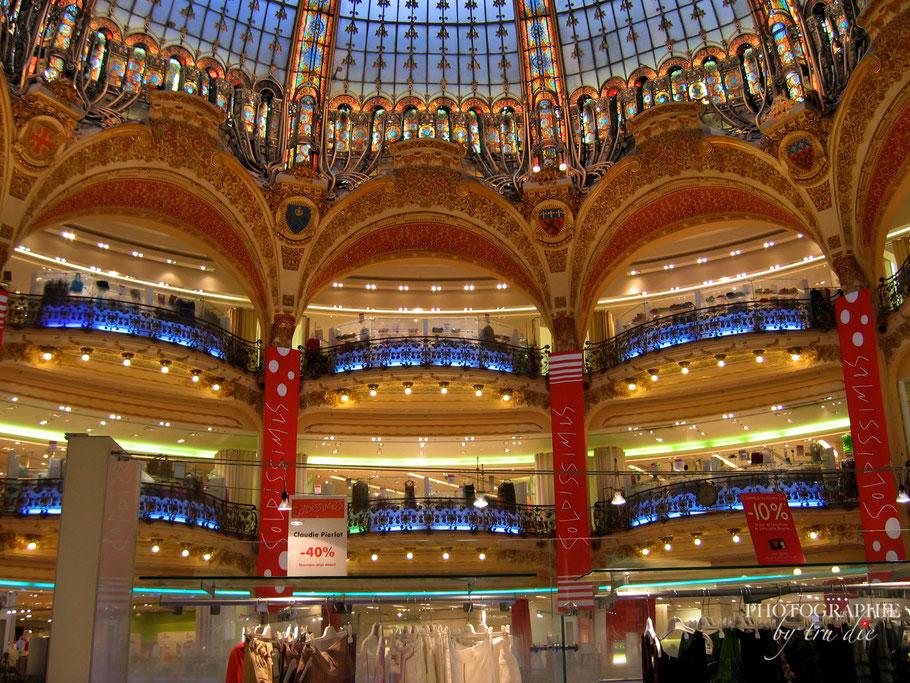 Bild: Galeries Lafayette Paris