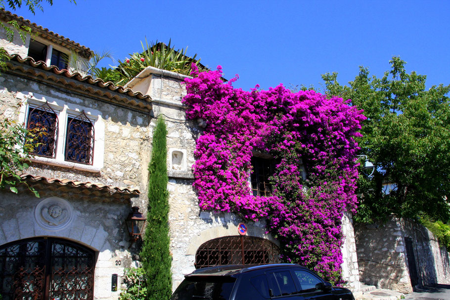 Bild: Haus in St.-Paul de Vence