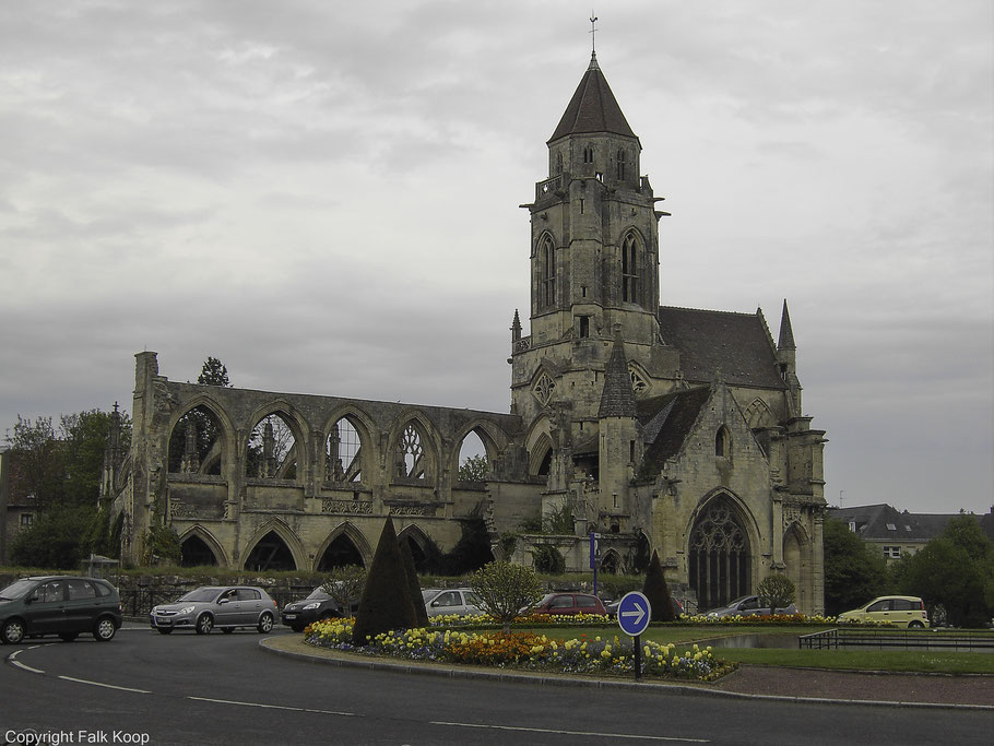 Bild: Église Saint-Étienne-le-Vieux