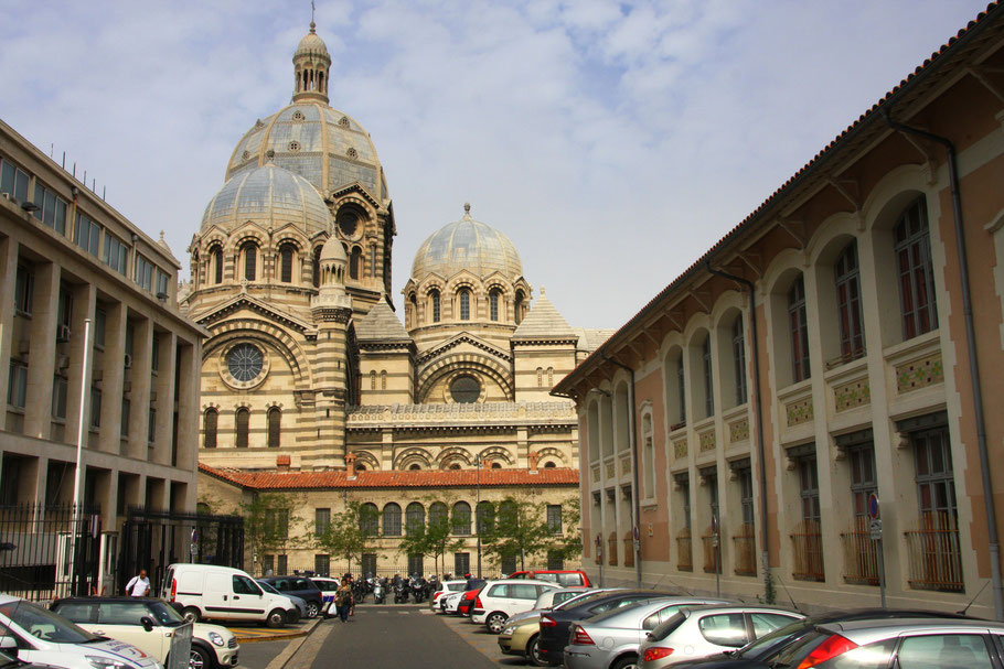 Bild: Cathédrale de la Major in Marseille