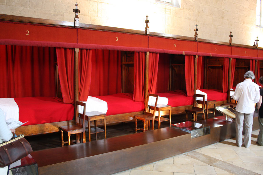 Bild: Hôtel Dieu in Beaune