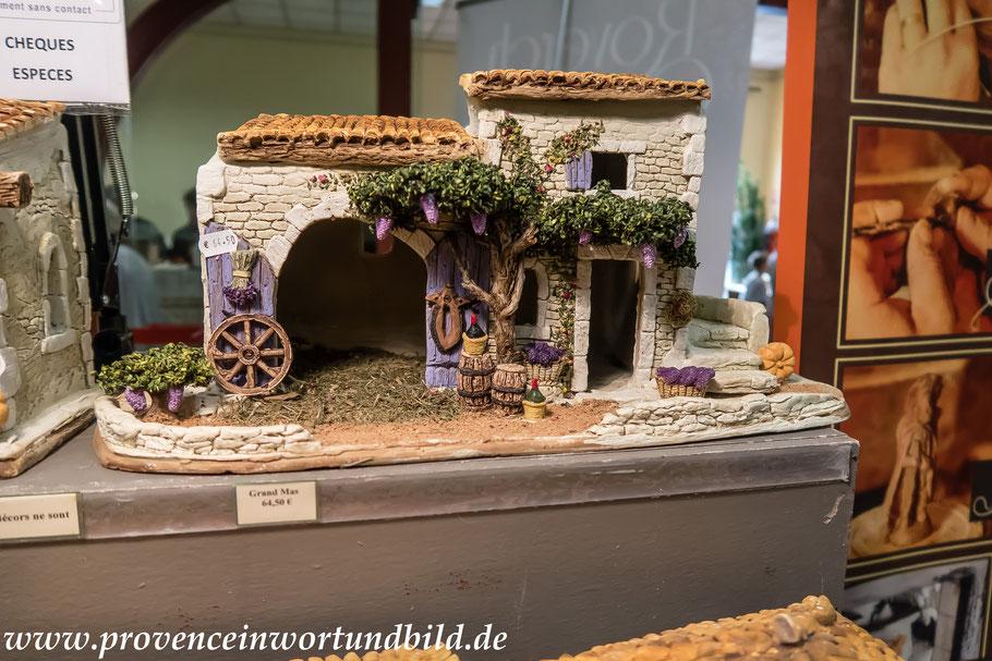 Bild: Santons in der Provence