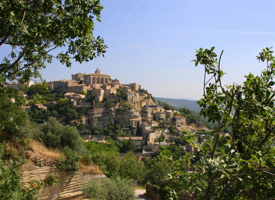 Bild: Gordes, Vaucluse, Provence