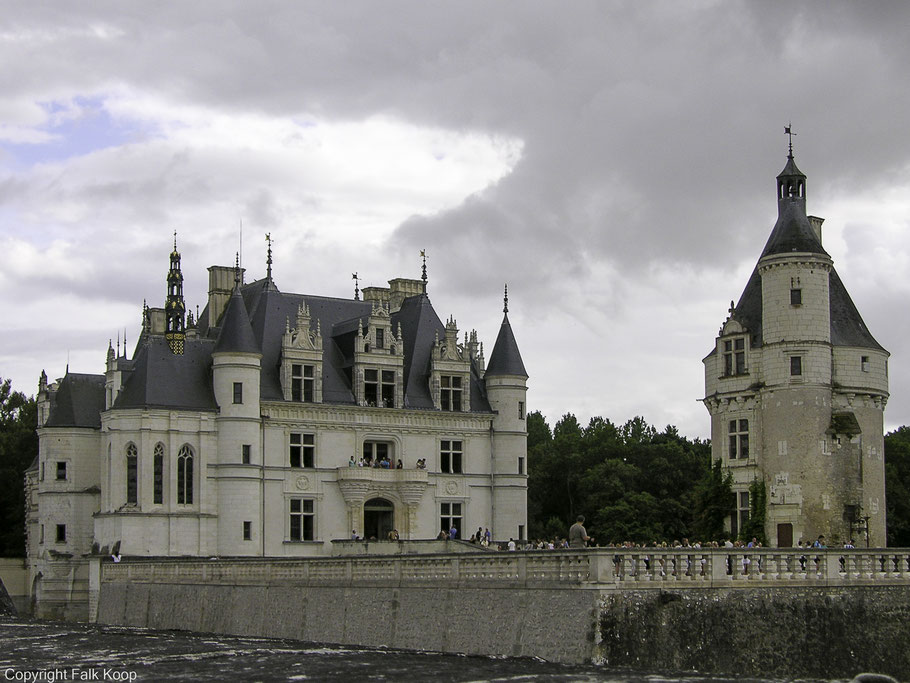 Bild: Château Chenonceau