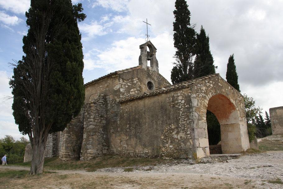 Bild: Chapelle St. Sixte