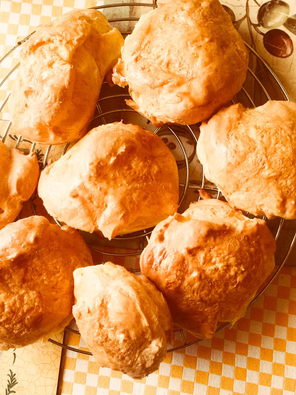 Bild: Pate à choux salée