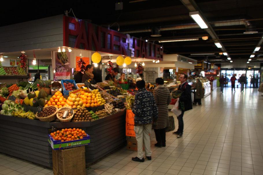 Bild: Markthalle in Avignon, Vaucluse, Provence
