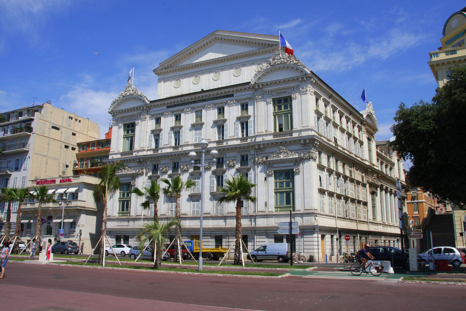 Bild: Théâtre de l´Opera in Nice (Nizza)