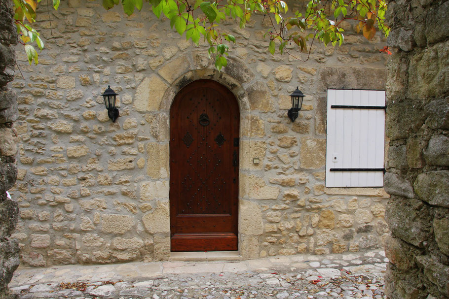 Bild: Haus in Crestet