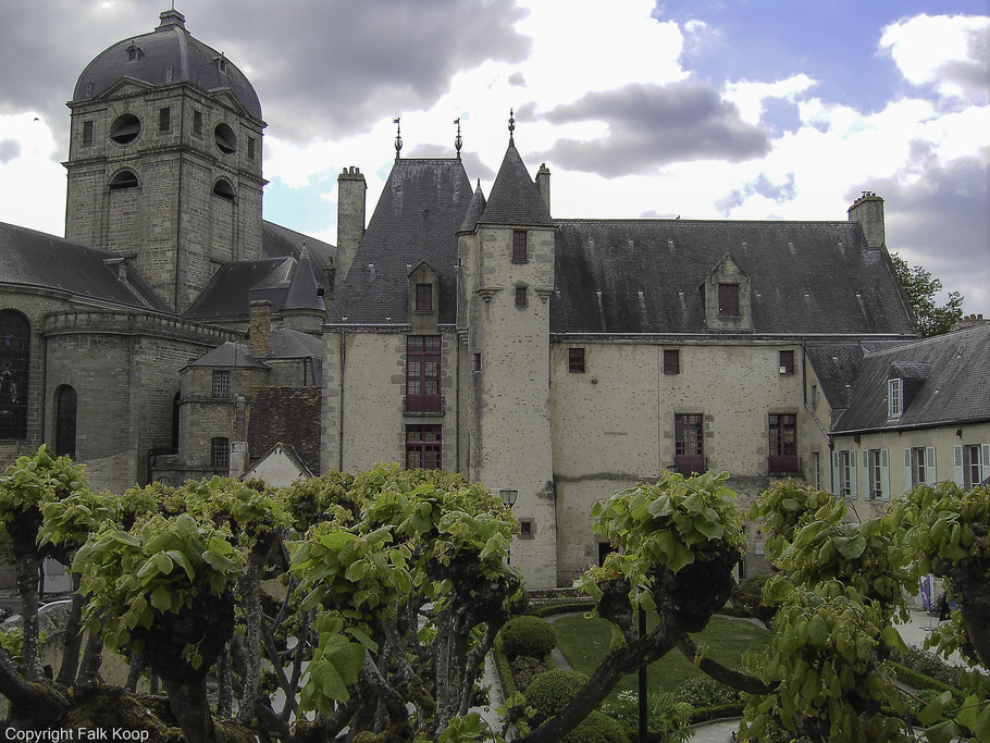 Bild: Maison d´Ozé in Alencon
