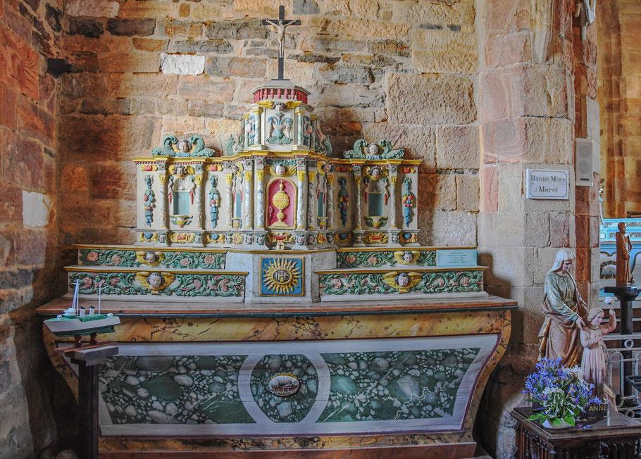 Bild: Chapelle de Notre-Dame de Rocamadour in Camaret-sur-Mer