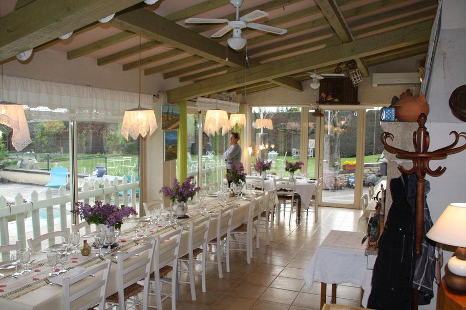 Restaurant L´Auberge Paysanne, Robion