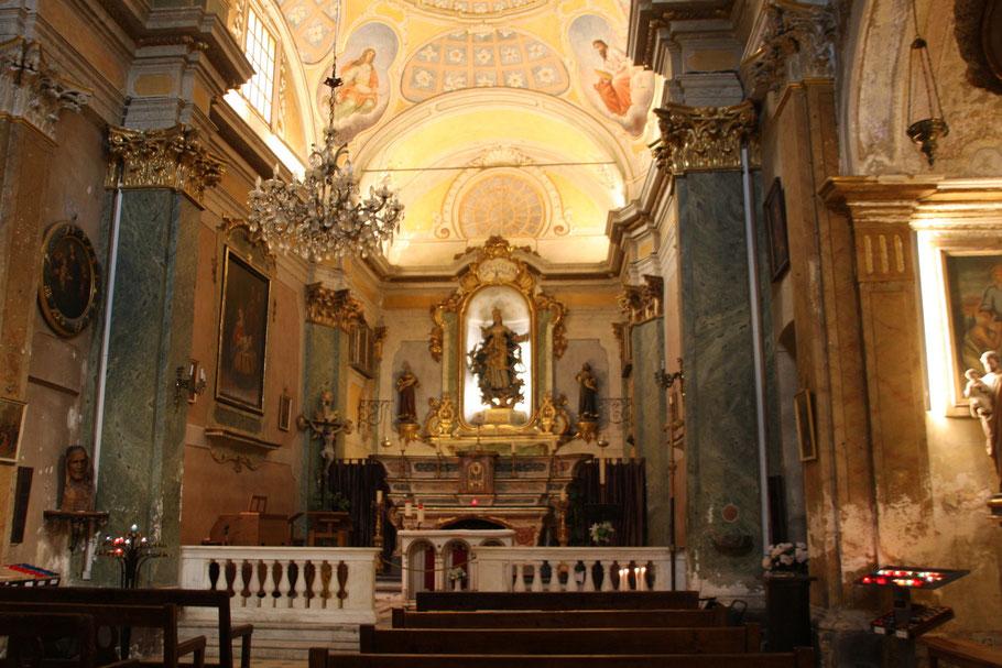 Bild: Èglise Notre-Dame de l´Assomption in Èze