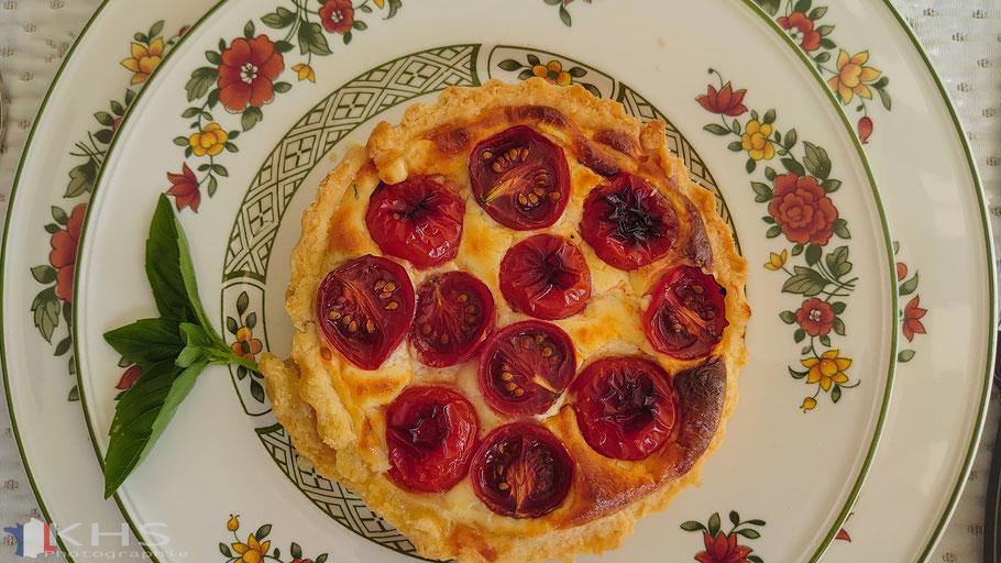 """Bild: Rezept """"Tomaten Tartelettes"""""""