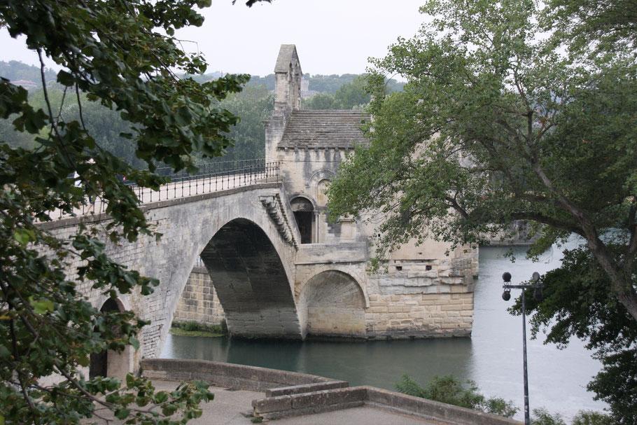 Bild: Pont d´Avignon