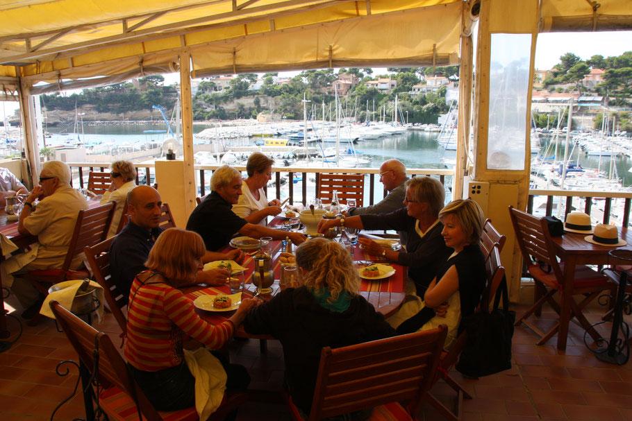 Bild: Restaurant La Brise, Carry le Rouet