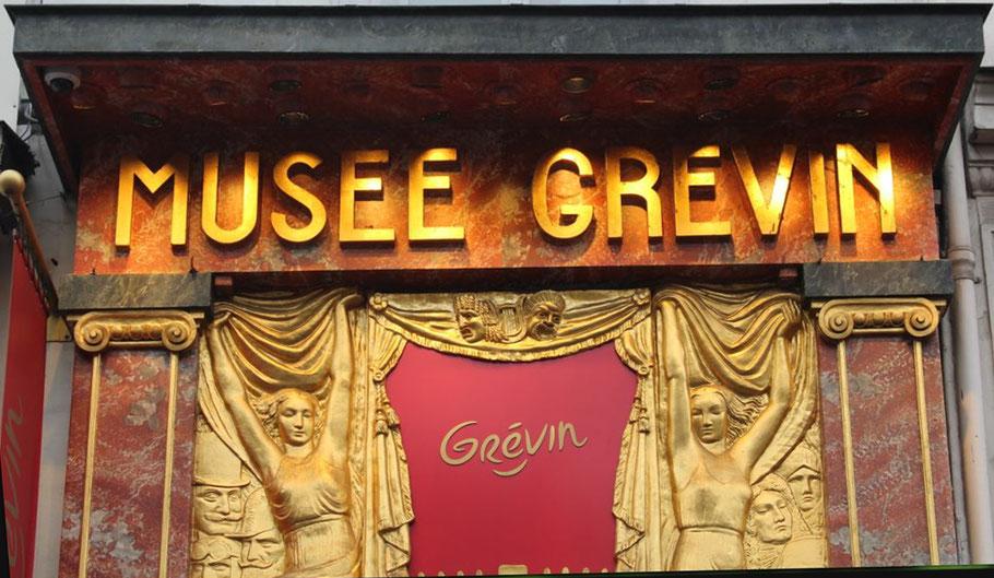 Bild: Musée Grevin in Paris