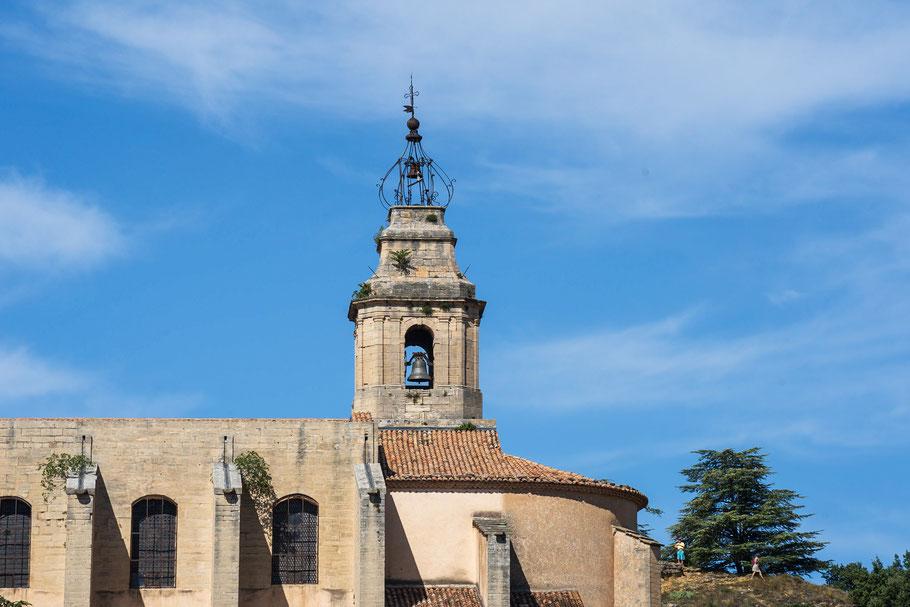 Bild: Bédoin Kirche Saint Pierre
